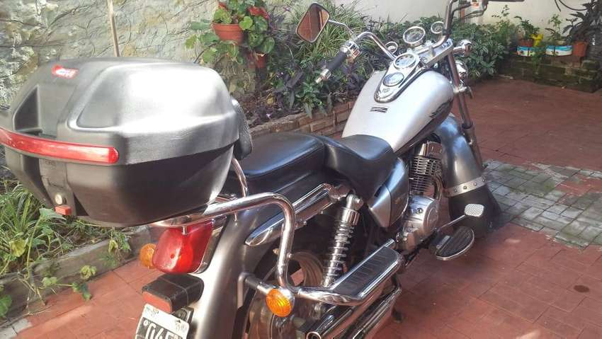 VENDO ZANELLA EAGLES 250