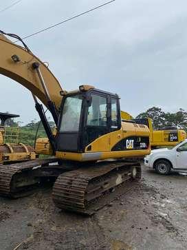 Excavadora Cat 320D