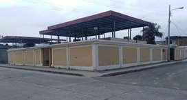 Se vende Propiedad (Casa-Oficinas) en Manta