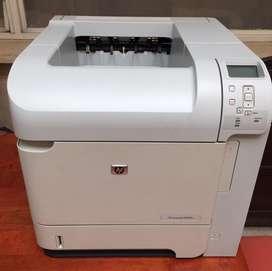 Impresora HP LaserJet p4014n