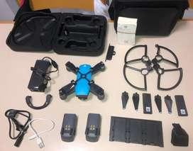 Drone Dji Spark Combo con Accesorios (no Incluye Control)