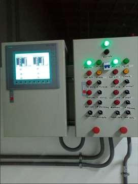 Instrumentista, Electrónico, Electricista, Tableros de Control, Automatización de Procesos, PLC, HMI, Redes