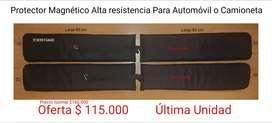Protector Antiportazos Premium Magnético