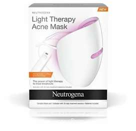 Mascara neutrogena tratamiento acné