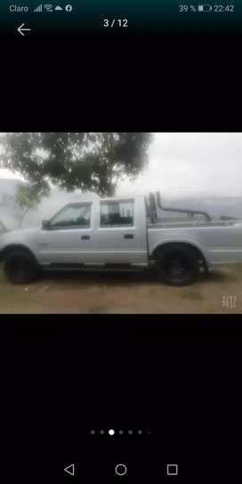 Vendo Camioneta Chevrolet Luv 2.2 año 2005
