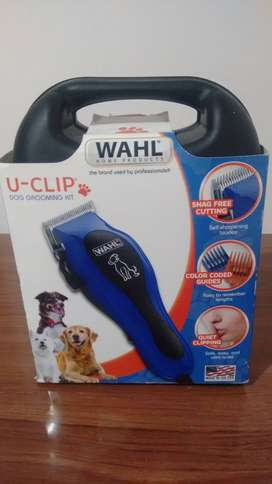 Maquina cortadora de pelo de perros U-clip Wahl