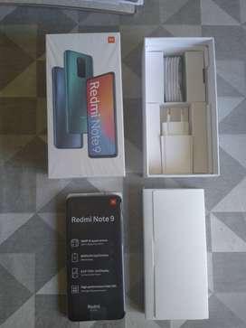 REDMI Note 9  Nuevo (sin uso,en su caja) 64GB 3GB