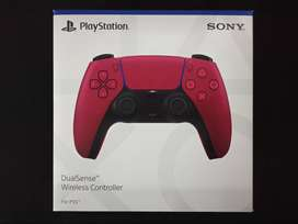 Control DualSense PlayStation 5 - COSMIC RED