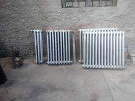 Radiadores Calefacción Central