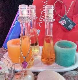 Perfumes al aceite y body splash!!!