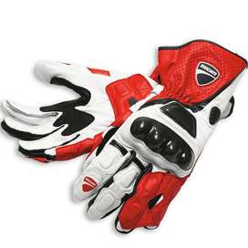 Guantes Ducati Five Caña Larga