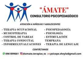 Psicopedagoga