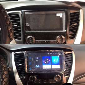 Autoradios universales y homologados para Toyota Nissan Kia Hyundai Mazda Honda