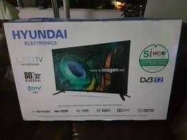 "Televisor marca Hyundai de 32"""
