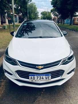 Vendo Chevrolet cruze 2019 automático