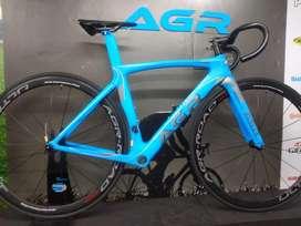 Bicicleta Ruta Carbono Agr