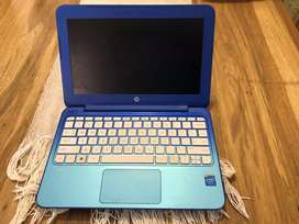 Notebook Hp Stream 11 Azul