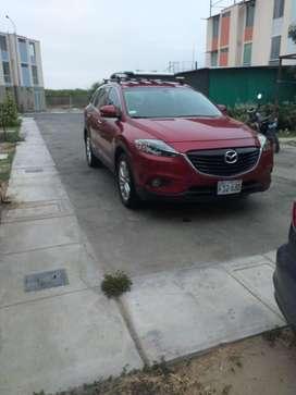 Vendo en Piura Mazda Cx9 Secuencial 2013