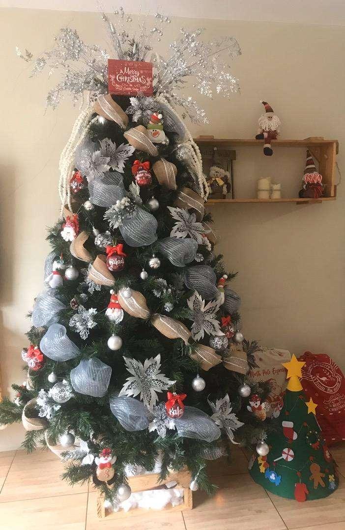 Decoración de arbolitos de Navidad 0