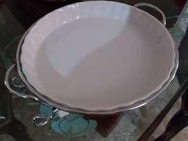Recipiente en Ceramica Refractaria  NUEVO