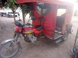 Vendo mi Mototaxi de ocasión