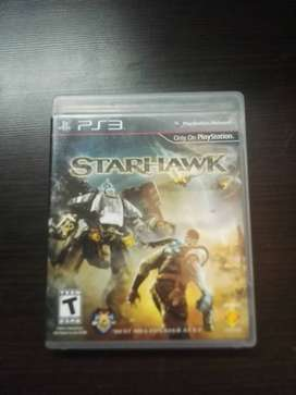 STARHAWK (EXCLUSIVO PS3)