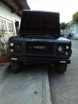 Hermoso jeep bien tenido, funcional y restaurado