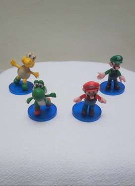 Figuras de Mario