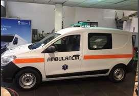 Chofer para ambulancia