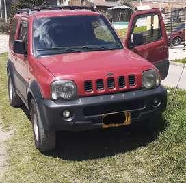 Campero Jimny 4x4