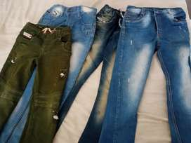 Vendo jeans de niño