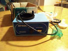 Nebulizador ultrasónico