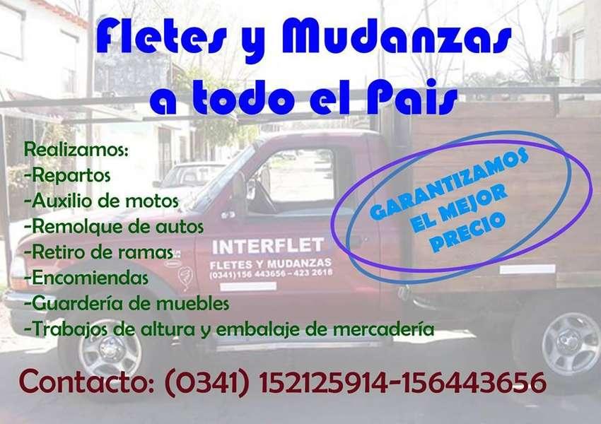 FLETES Y MUDANZAS ROSARIO 0
