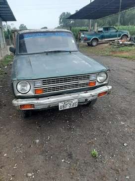Ford courier del 80