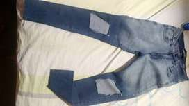 Jeans usados talle 38 los 2x1000