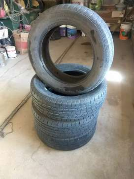 Vendo 4 Neumáticos  ¡¡