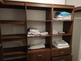 Renta Apartamento amoblado