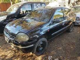 Renault Clio 1.2 GNC 2000