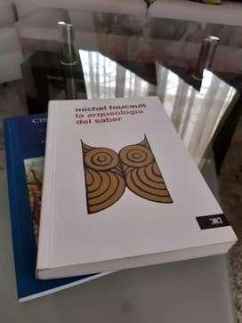 Libros de literatura y filosofía