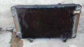 Radiador Peugeot 504 mod 98 gas