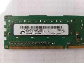 Memoria Ram 4Gb DDR3 PC DE MESA