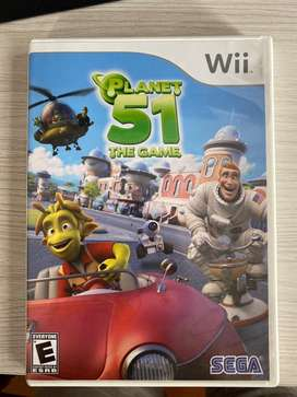 Planeta 51 - Wii