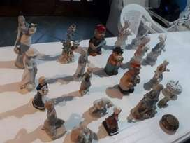 Adornos cerámica