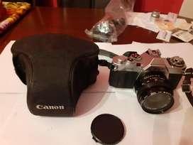 CÁMARA DE FOTO CANON AV1