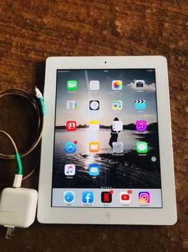 Ipad 3ra generación 64 gb modelo A1430 wifi +4g