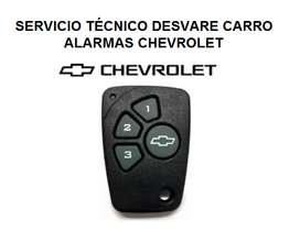 SERVICIO TECNICO DESVARE ALARMAS CHEVROLET