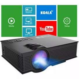 Projector led hdmi 1080 - wifi para enlazar con el celular ENVÍO A TODO EL PAIS