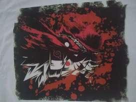 Camiseta animé Naruto