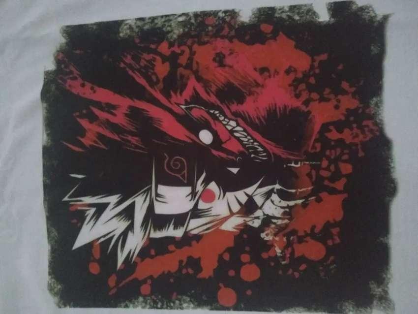 Camiseta animé Naruto 0