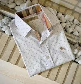 Camisas masculinas 1605 burberry envio gratis